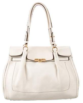 Salvatore Ferragamo Grained Leather Bag