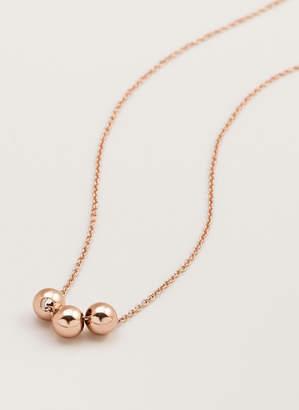 Gorjana Newport Charm Adjustable Necklace