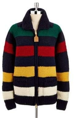 Hudson's Bay Company Signature Striped Wool Sweater