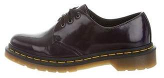 Dr. Martens Round-Toe Oxfords w/ Tags
