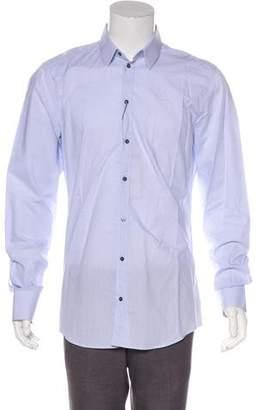 76486eb21dda Dolce & Gabbana Blue Dress Shirts For Men - ShopStyle Canada
