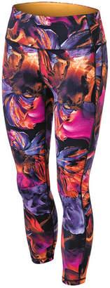 Ell & Voo Womens Kim 7 / 8 Printed Tights