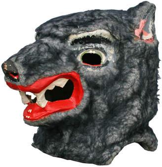 Rejuvenation Vintage Wolf Masquerade Mask