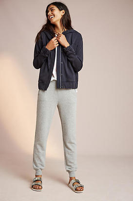 Alternative Apparel Weathered Hooded Jacket $62 thestylecure.com
