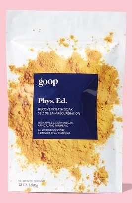 Goop Phys.Ed. Recovery Bath Soak