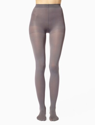 Calvin Klein 2-Pack Perfect Essentials Opaque Control Top Tights