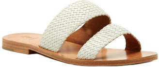 Frye Ruth Woven Leather Sandal