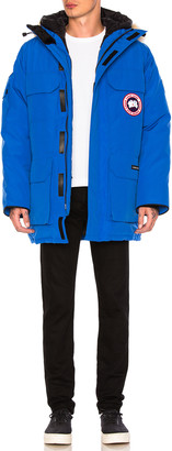 Canada Goose PBI Expedition Poly-Blend Parka $1,050 thestylecure.com