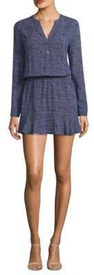 Joie Acey Graphic Dress