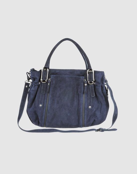 MANAS Medium leather bag