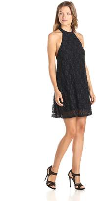 MinkPink Women's Dancing In The Dark Swing Dress