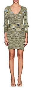 Missoni Women's Space-Dyed Cashmere Sweaterdress - Green