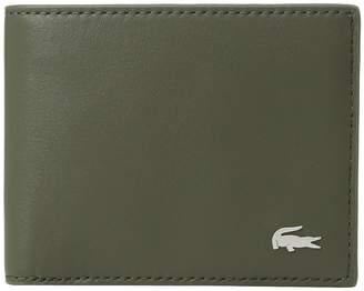 Lacoste FG Small Billfold ID Slot Bill-fold Wallet