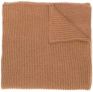 Fabiana Filippi ribbed knit scarf
