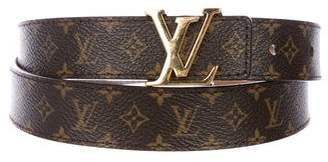 Louis Vuitton Mini Monogram Initiales Belt