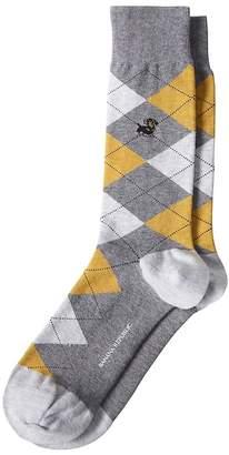 Banana Republic Hound Argyle Sock