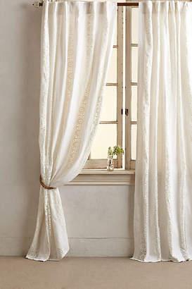 Anthropologie Florentine Curtain