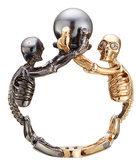 Alexander McQueenAlexander McQueen Skull Ring