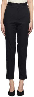 Alex Eagle Slim fit twill suiting pants