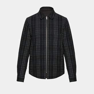 Theory Reversible Zip Shirt Jacket