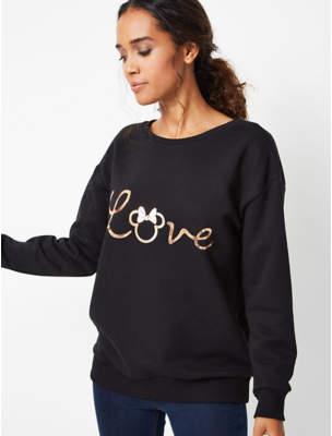 Disney Minnie Mouse Love Sweatshirt