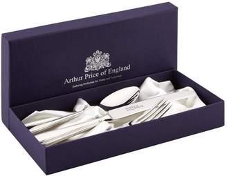 Arthur Price Of England Bead Silver-PlatedThree-Piece Child's Set