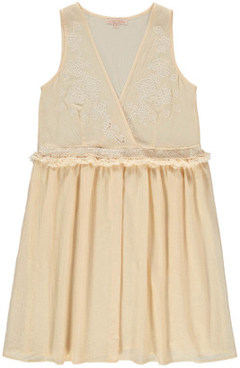 LOUISE MISHA Mijas Embroidered Dress - Women's Collection $186 thestylecure.com