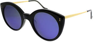 Illesteva Women's Palm Beach 49Mm Sunglasses