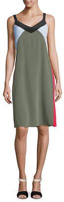 Equipment Robbi Silk Slip Dress