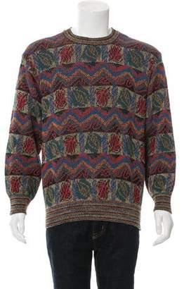 Missoni Abstract Intarsia Sweater