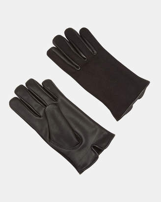 Oxford Ellis Wool And Leather Glove