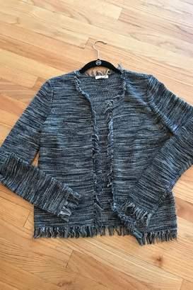 Minnie Rose Cotton Knit Sweater