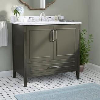 "Charlton Home Annis 36"" Single Bathroom Vanity Set Charlton Home"