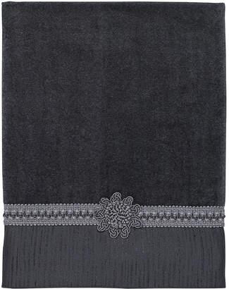 Avanti Braided Cuff Bath Towel Collection