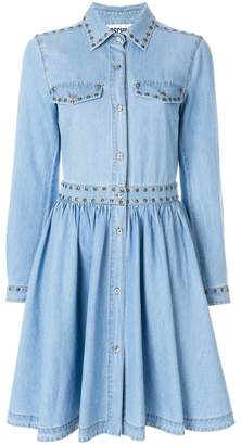 Moschino denim skater dress