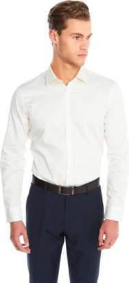 yd. IVORY JAVIER DRESS SHIRT