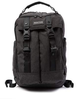 Kenneth Cole Reaction Polyester Front Flap Backpack