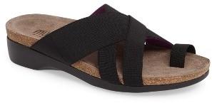 Women's Munro Delphi Slide Sandal $134.95 thestylecure.com