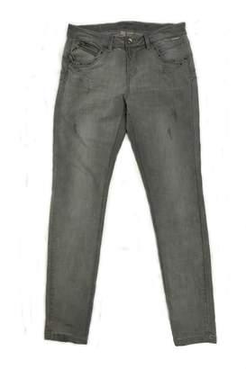 Cream Grey Jeans