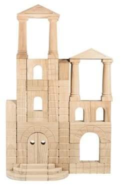 Melissa & Doug Architectural Standard Unit Blocks 44-Piece Set