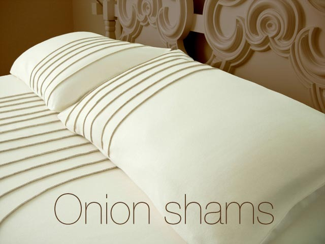 Wallter - Wool Pillow Shams Queen