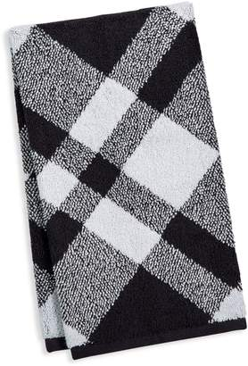Charter Club Home Plaid Cotton Hand Towel