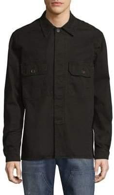 Hudson Jeans Workwear Shirt Jacket