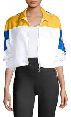 Opening Ceremony Cropped Warm-Up Jacket