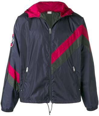 Gucci lightweight hooded jacket