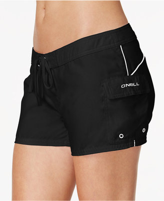 O'Neill Cover-Up Pacific Board Shorts $32 thestylecure.com
