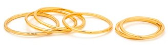 Women's Gorjana 'G' Stacking Rings (Set Of 6) $75 thestylecure.com