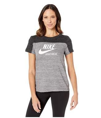Nike Sportswear Gym Vintage Top Short Sleeve Graphics