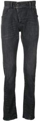 Andrea Ya'aqov twist leg skinny jeans