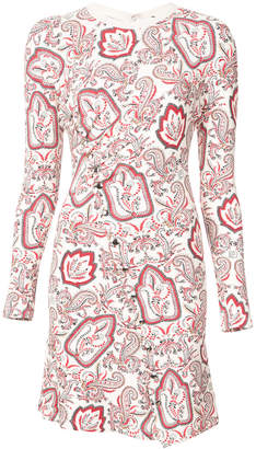 Paco Rabanne paisley print dress